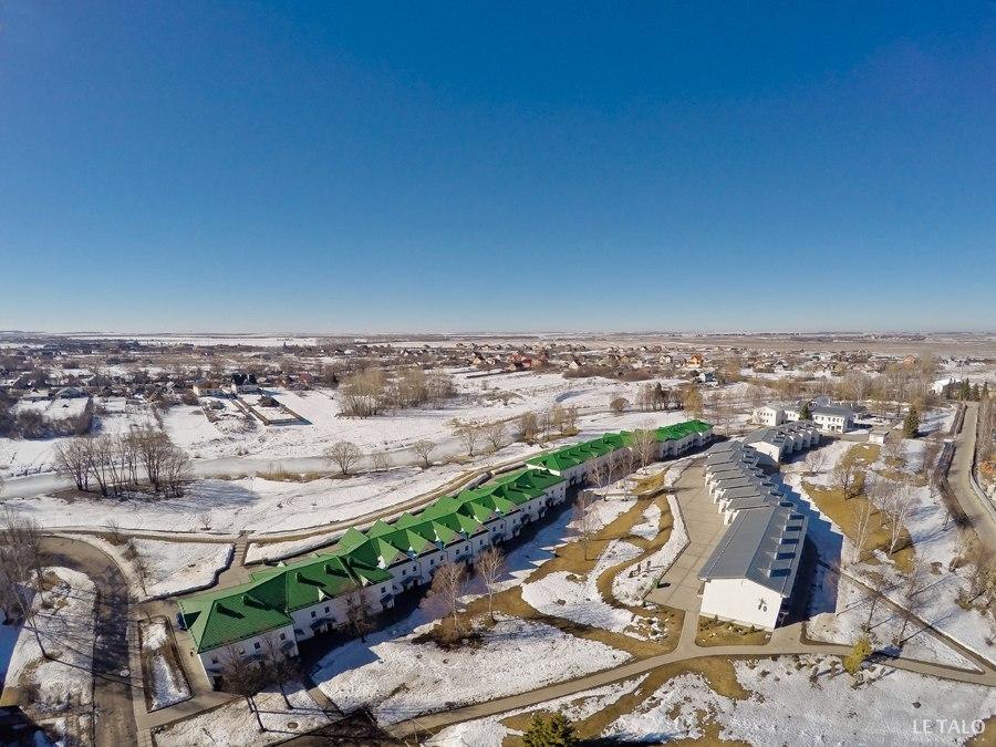 Фотографии Суздаля с высоты от проекта Le Talo Robotics 04