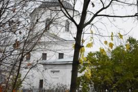 Церковь Михаила Архангела в бывшем Красном селе