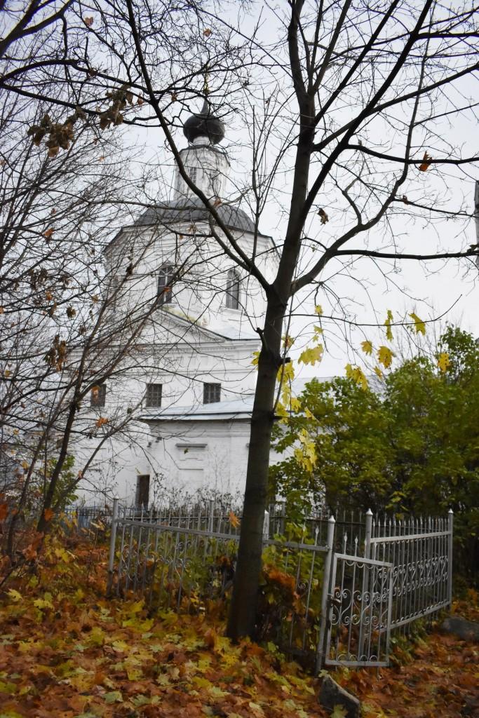 Церковь Михаила Архангела в бывшем Красном селе 01
