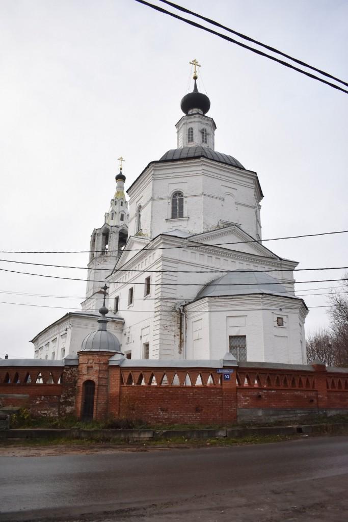 Церковь Михаила Архангела в бывшем Красном селе 05