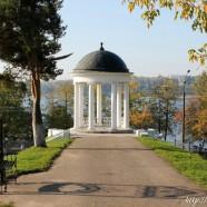 Экскурсия по Костроме: Набережная