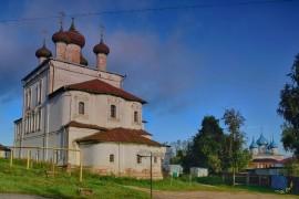 г. Гороховец, Воскресенская церковь