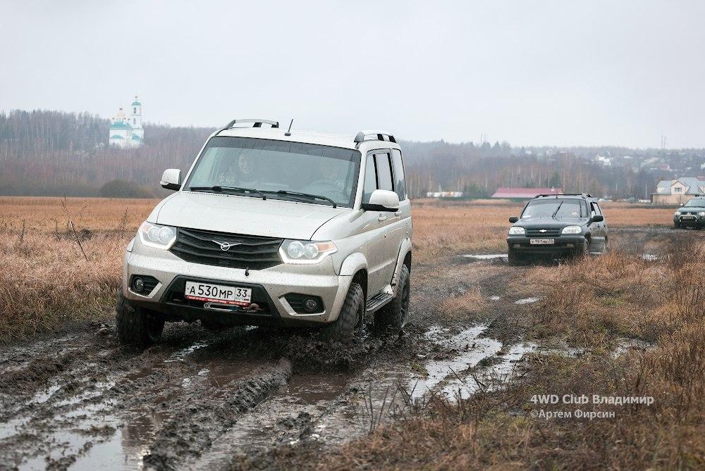 4WD club 19.11.2017 (д.Улыбышево-Вяткино) 04