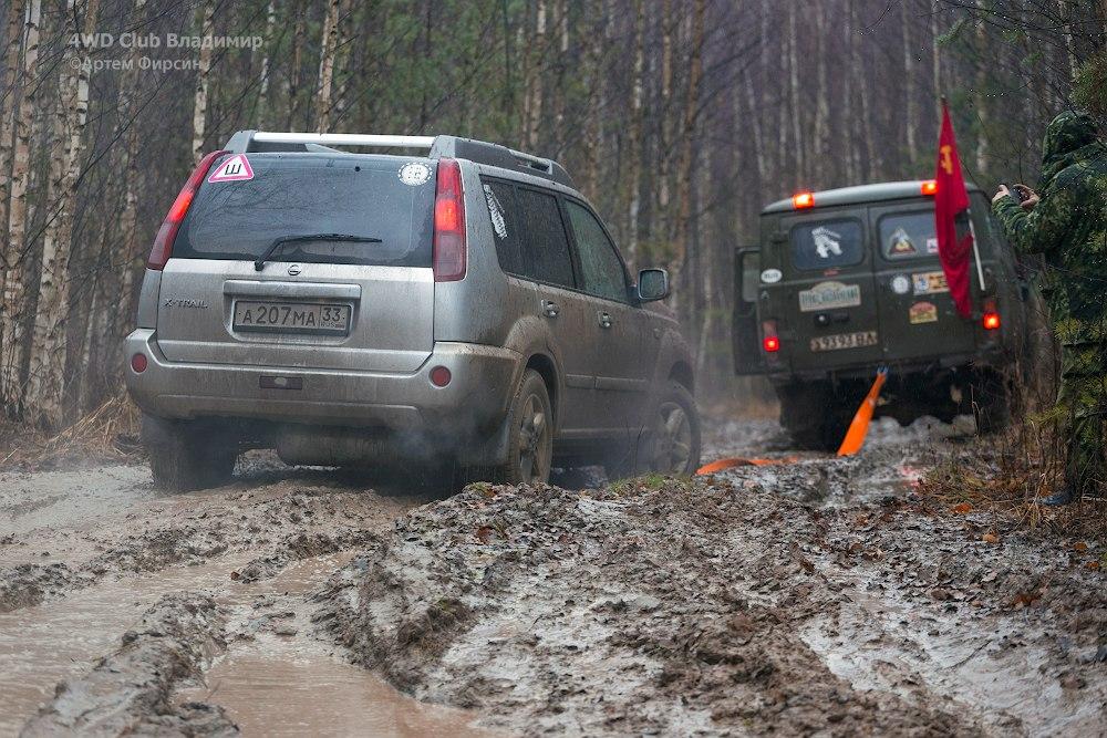 4WD club 19.11.2017 (д.Улыбышево-Вяткино) 05