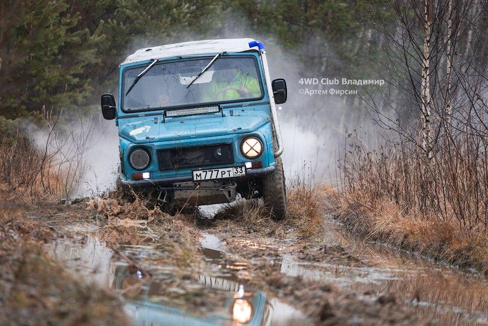 4WD club 19.11.2017 (д.Улыбышево-Вяткино) 06