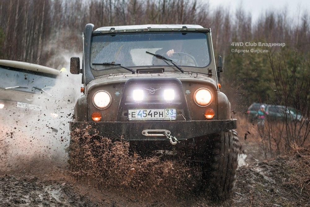 4WD club 19.11.2017 (д.Улыбышево-Вяткино) 07