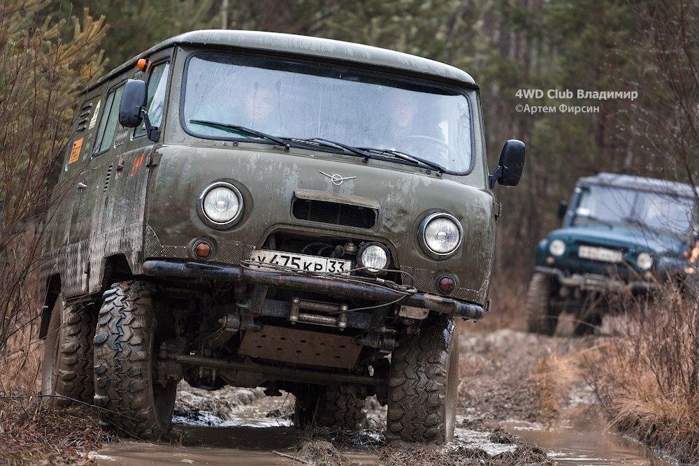 4WD club 19.11.2017 (д.Улыбышево-Вяткино) 08