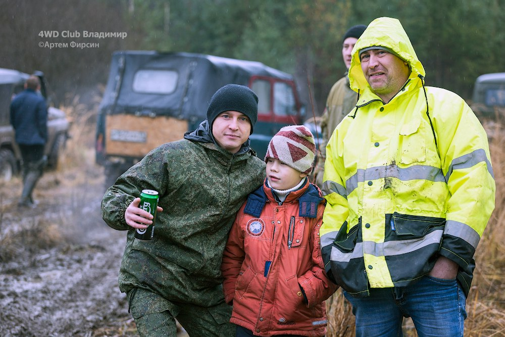 4WD club 19.11.2017 (д.Улыбышево-Вяткино) 09