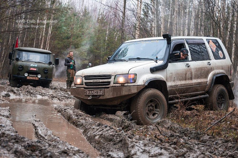 4WD club 19.11.2017 (д.Улыбышево-Вяткино) 12