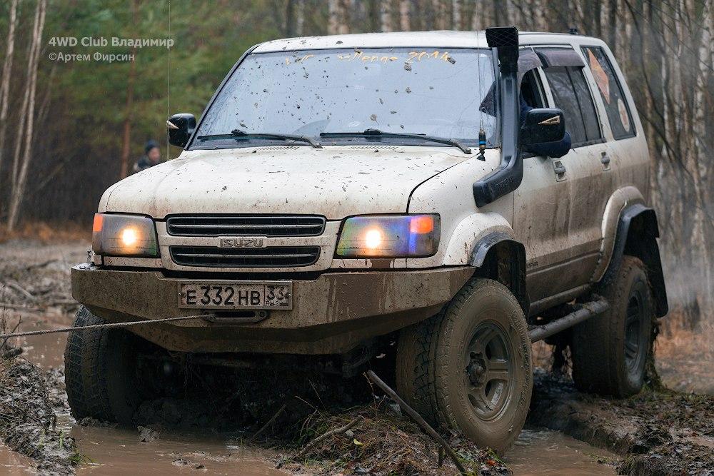 4WD club 19.11.2017 (д.Улыбышево-Вяткино) 13