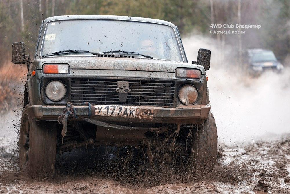 4WD club 19.11.2017 (д.Улыбышево-Вяткино) 14