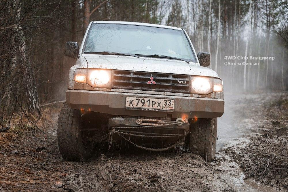 4WD club 19.11.2017 (д.Улыбышево-Вяткино) 15