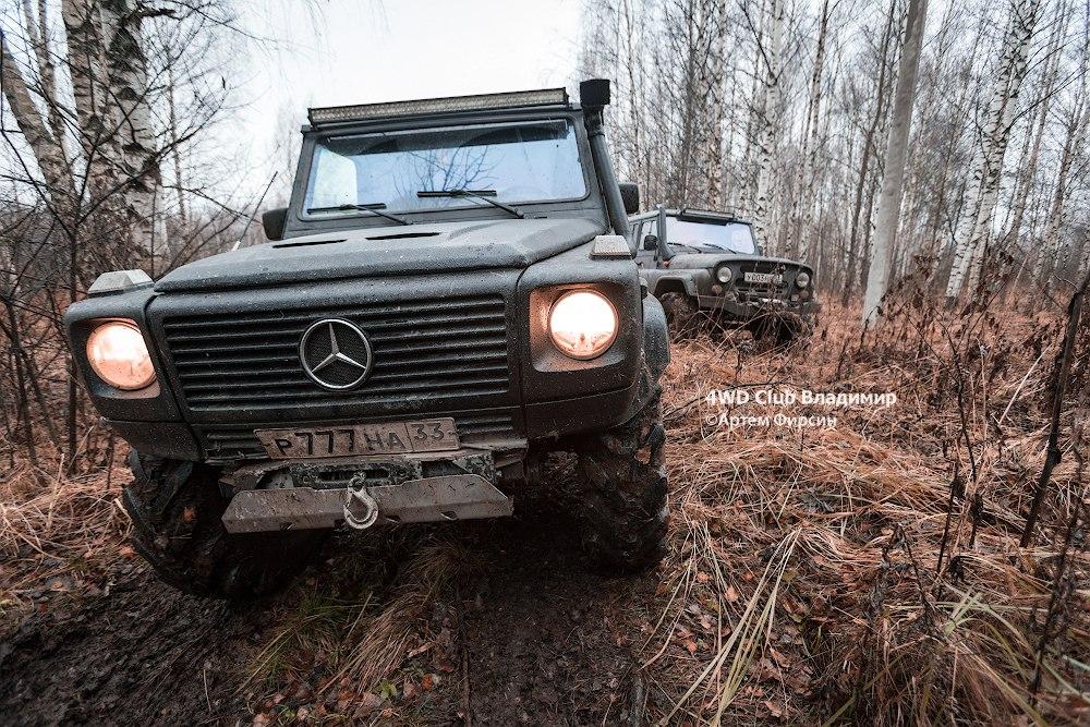 4WD club 19.11.2017 (д.Улыбышево-Вяткино) 18