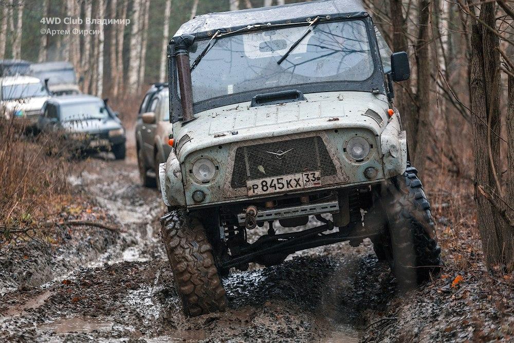 4WD club 19.11.2017 (д.Улыбышево-Вяткино) 22