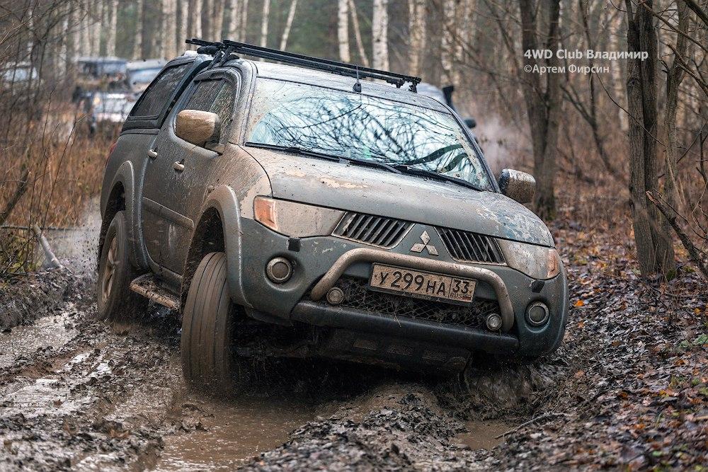 4WD club 19.11.2017 (д.Улыбышево-Вяткино) 23