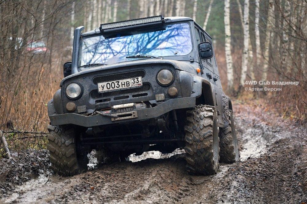 4WD club 19.11.2017 (д.Улыбышево-Вяткино) 24