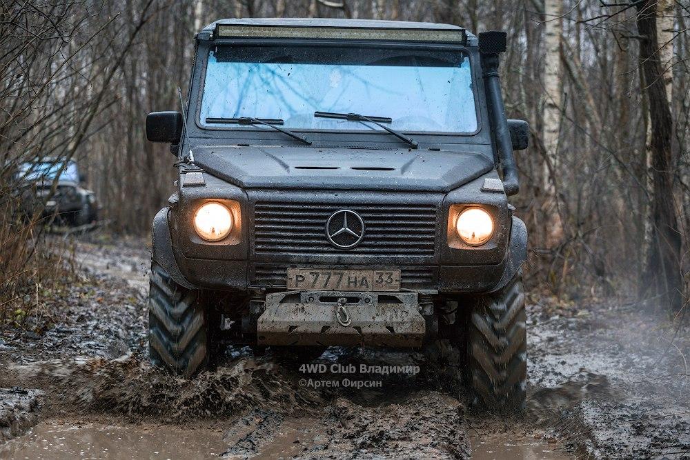 4WD club 19.11.2017 (д.Улыбышево-Вяткино) 26