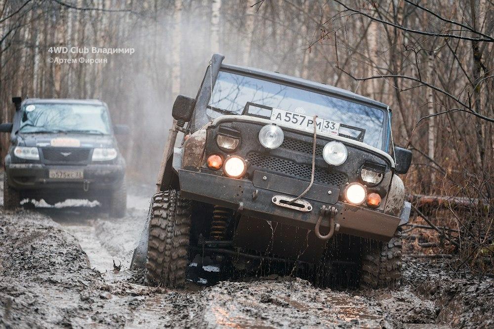 4WD club 19.11.2017 (д.Улыбышево-Вяткино) 27