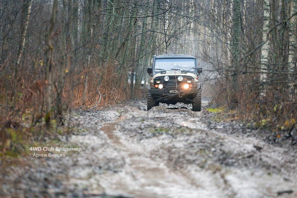 4WD club 19.11.2017 (д.Улыбышево-Вяткино) 28