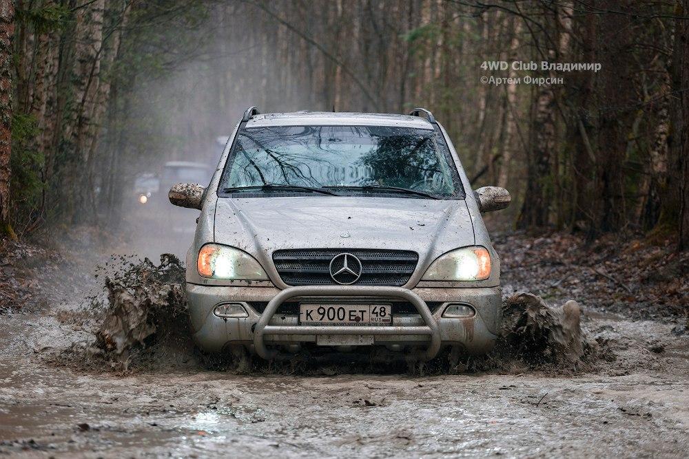 4WD club 19.11.2017 (д.Улыбышево-Вяткино) 30
