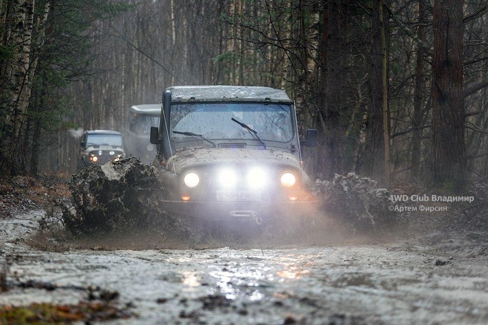 4WD club 19.11.2017 (д.Улыбышево-Вяткино) 31