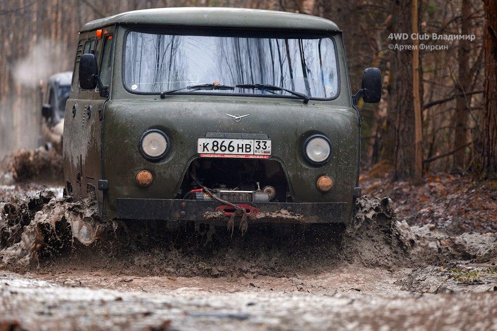 4WD club 19.11.2017 (д.Улыбышево-Вяткино) 33