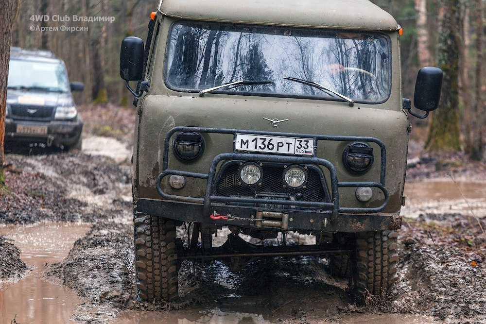 4WD club 19.11.2017 (д.Улыбышево-Вяткино) 35