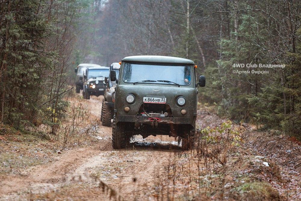 4WD club 19.11.2017 (д.Улыбышево-Вяткино) 36