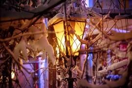 Владимирские вечерние огни