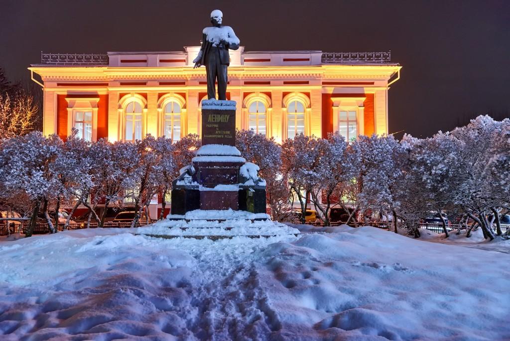 Владимирские вечерние огни 06