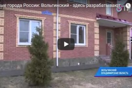 Малые города России: Вольгинский