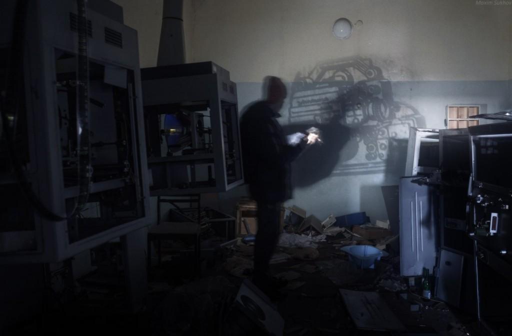 Во что превратился кинотеатр Россия в г.Вязники 01