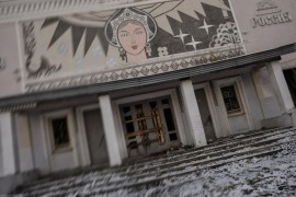 Во что превратился кинотеатр Россия в г.Вязники