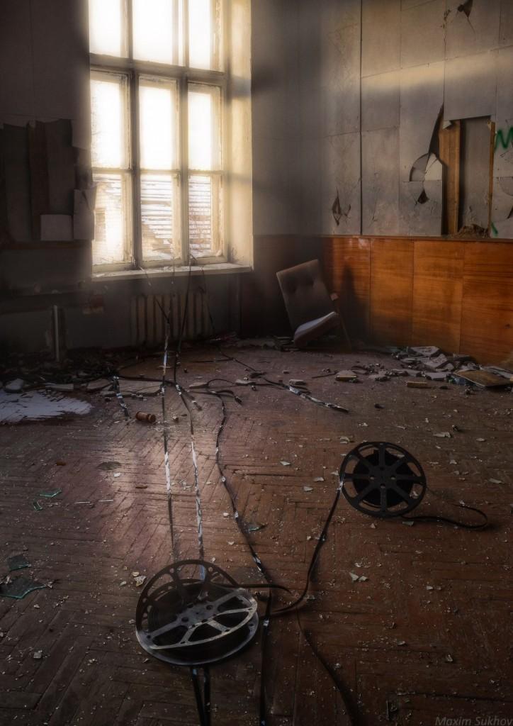Во что превратился кинотеатр Россия в г.Вязники 04