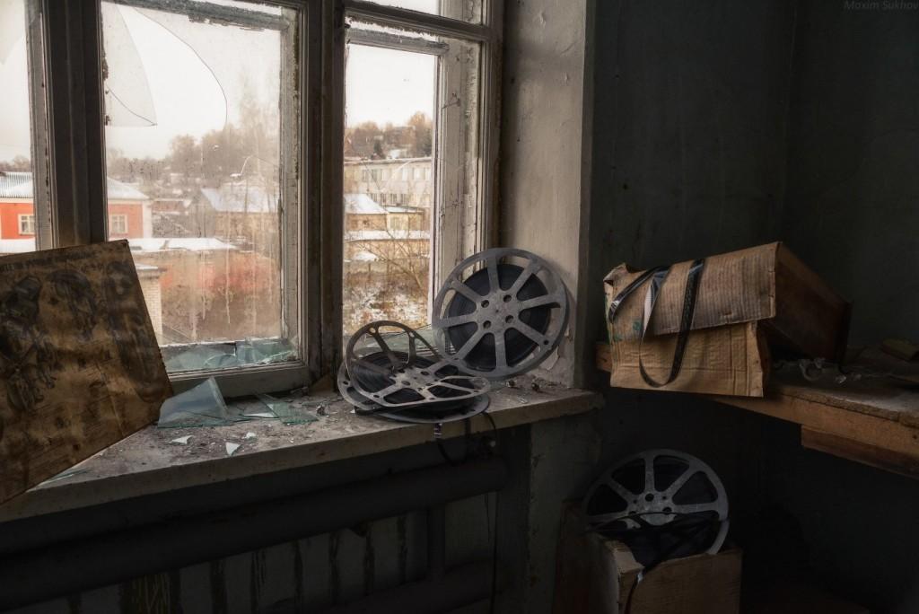 Во что превратился кинотеатр Россия в г.Вязники 05