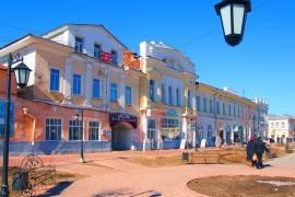 Дом с аркой купца Назара Ивановича Зубченинова