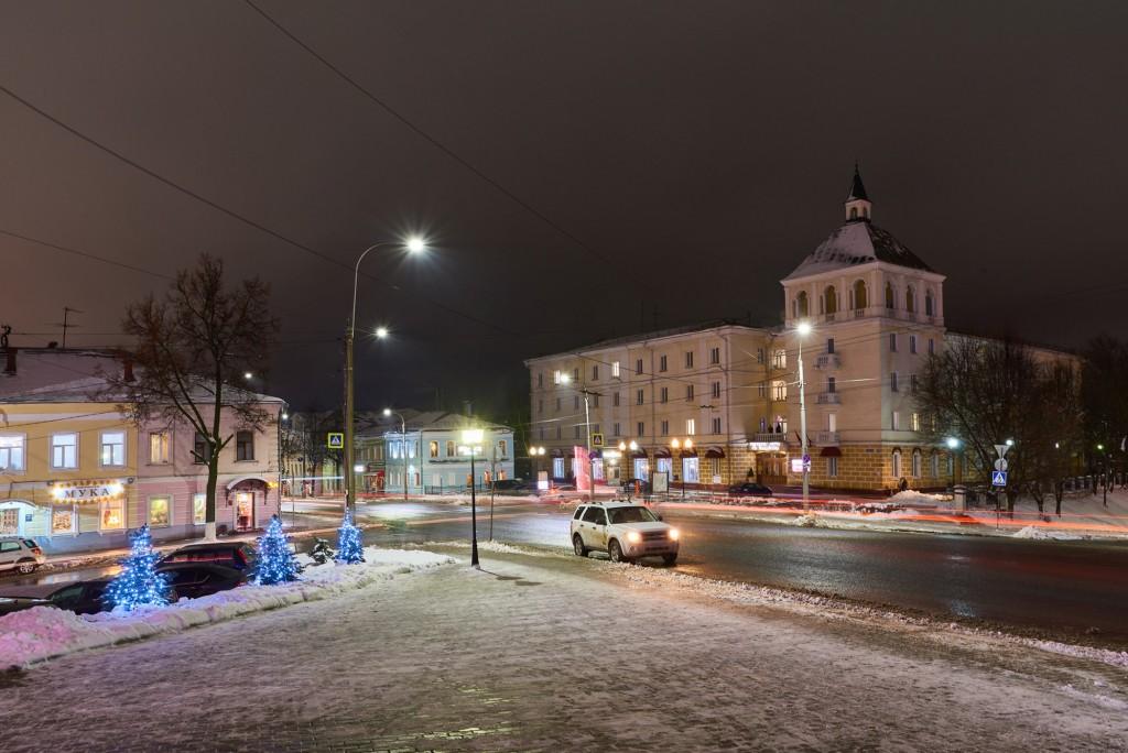 Дороги ночного Владимира от Бориса Пучкова 01