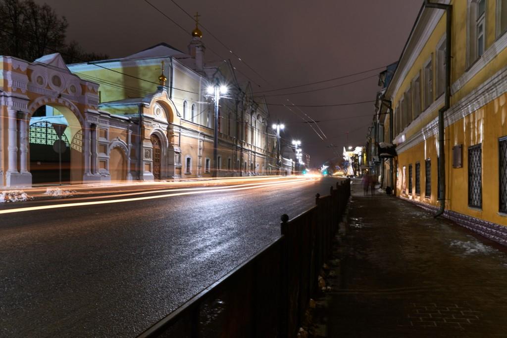Дороги ночного Владимира от Бориса Пучкова 03