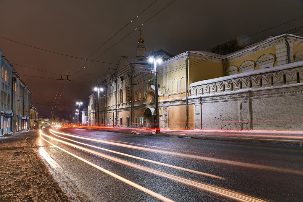 Дороги ночного Владимира от Бориса Пучкова 04