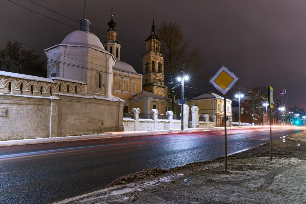 Дороги ночного Владимира от Бориса Пучкова 05
