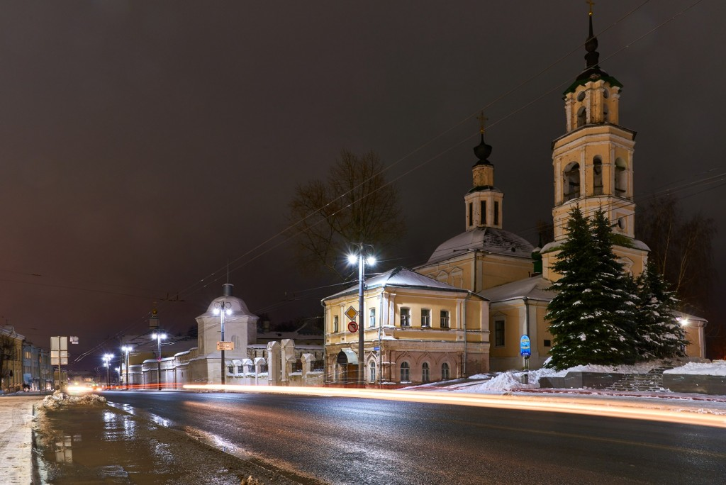 Дороги ночного Владимира от Бориса Пучкова 06