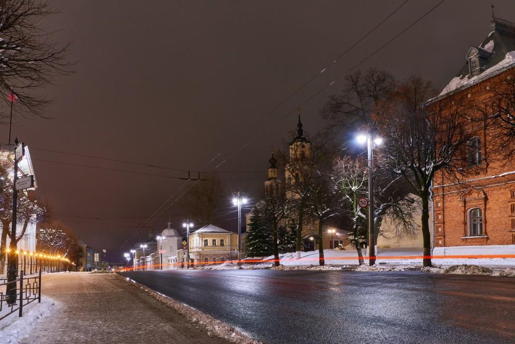 Дороги ночного Владимира от Бориса Пучкова 07