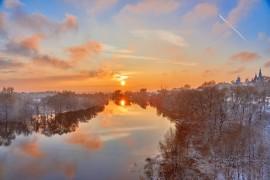Закатное… ( во Владимире )