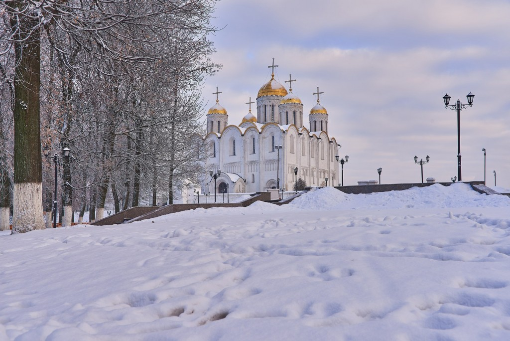 Зимний Владимир, декабрь 2017 03