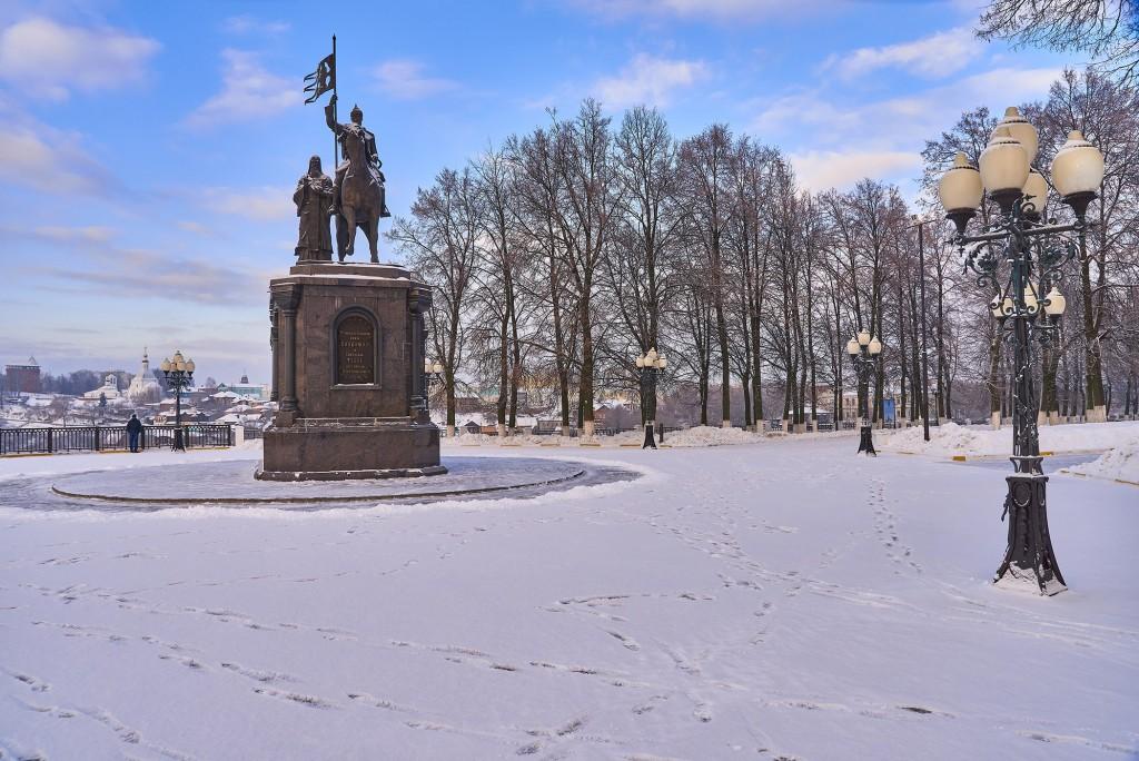 Зимний Владимир, декабрь 2017 08