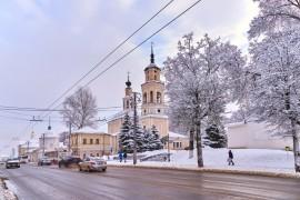 Зимний Владимир — продолжение ( декабрь 2017 )