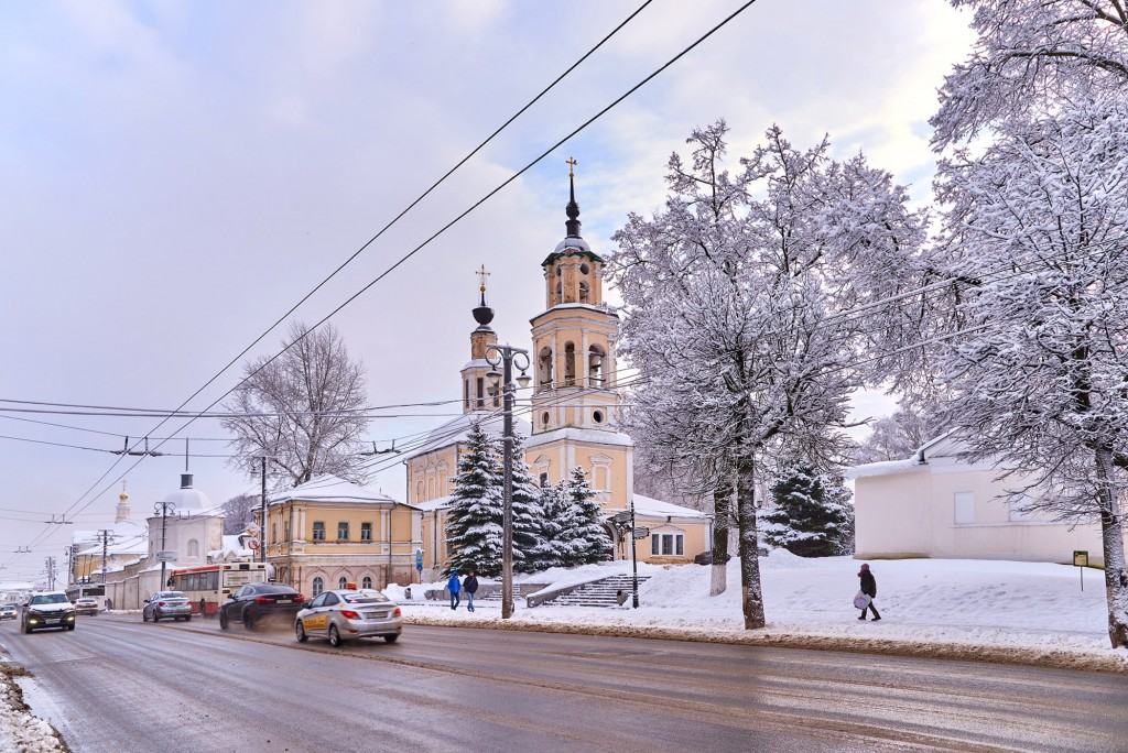 Зимний Владимир - продолжение ( декабрь 2017 ) 01