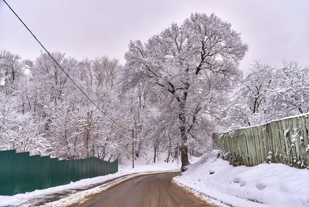 Зимний Владимир - продолжение ( декабрь 2017 ) 02