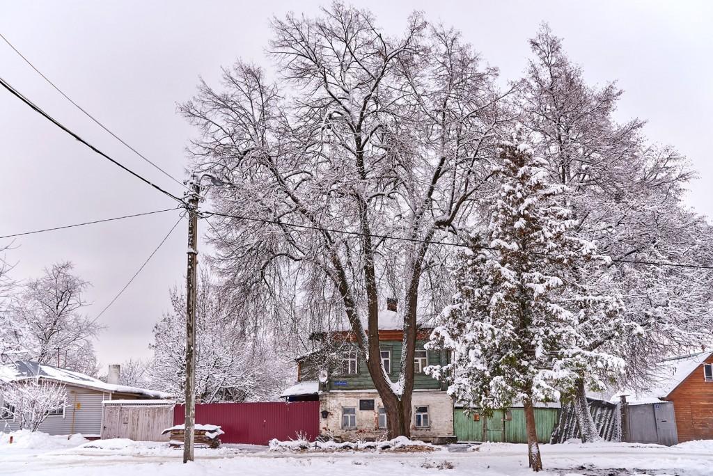 Зимний Владимир - продолжение ( декабрь 2017 ) 03