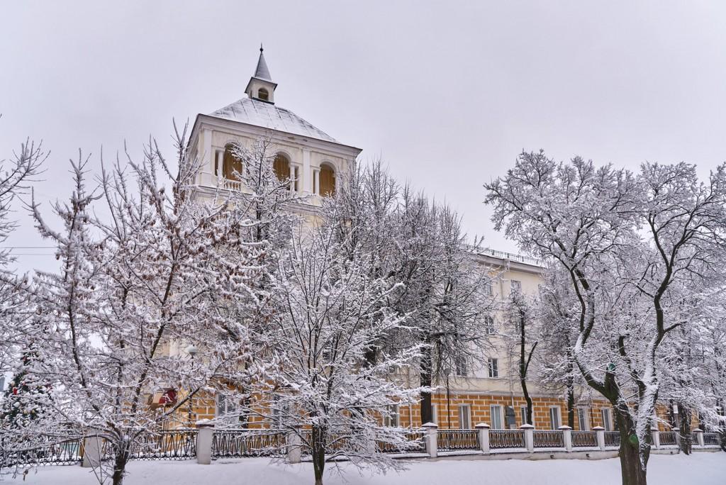 Зимний Владимир - продолжение ( декабрь 2017 ) 04